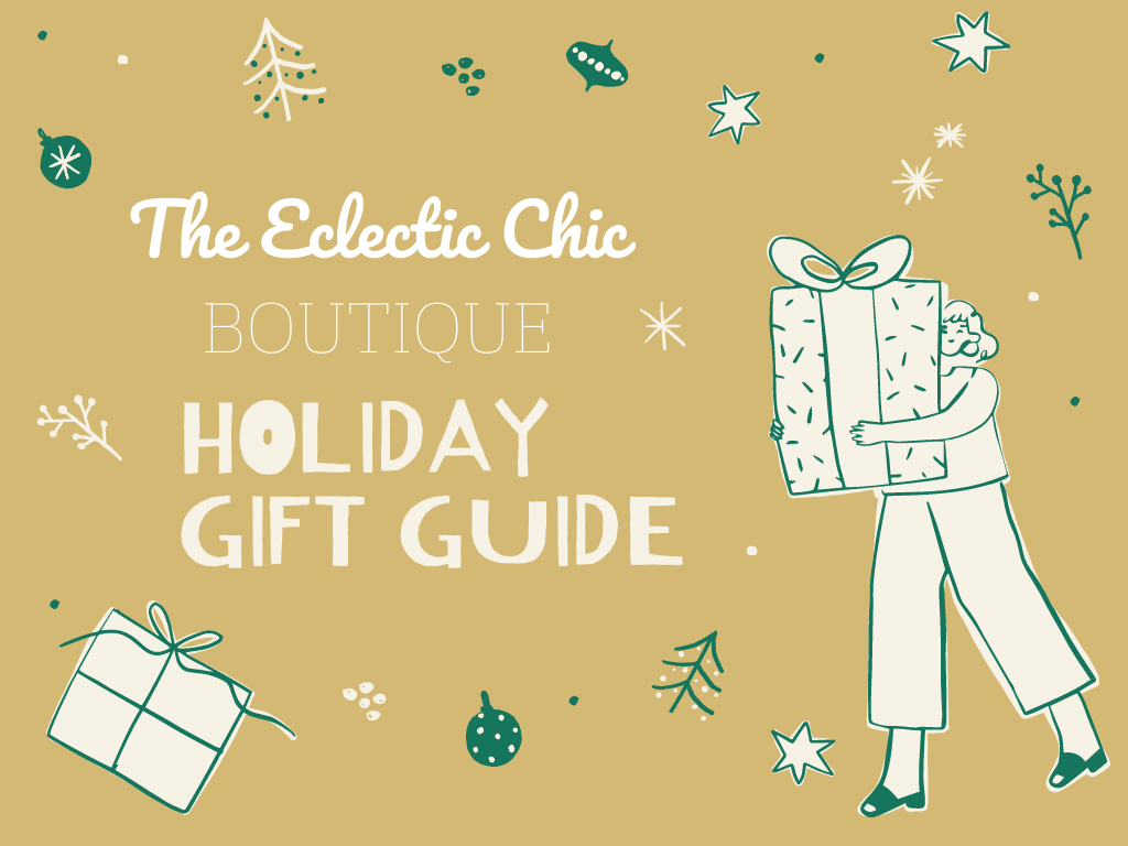 The Eclectic Chic Boutique Crafts Gifts Fashion Gourmet Food Blog